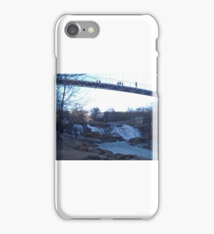 Relax at Falls Park iPhone Case/Skin