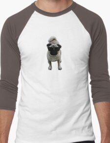 Cool Pug Men's Baseball ¾ T-Shirt