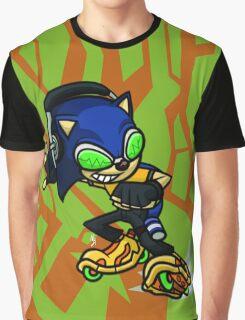 Jet Set Sonic Graphic T-Shirt