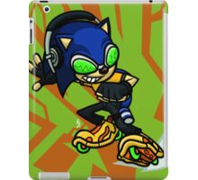 Jet Set Sonic iPad Case/Skin