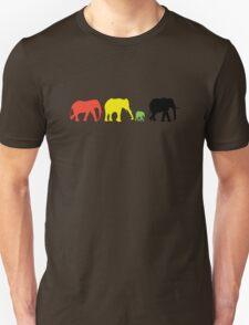 Rasta Eles Unisex T-Shirt
