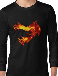 Yveltal used oblivion wing Long Sleeve T-Shirt