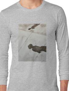 Shadows Meet Long Sleeve T-Shirt