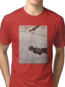 Shadows Meet Tri-blend T-Shirt
