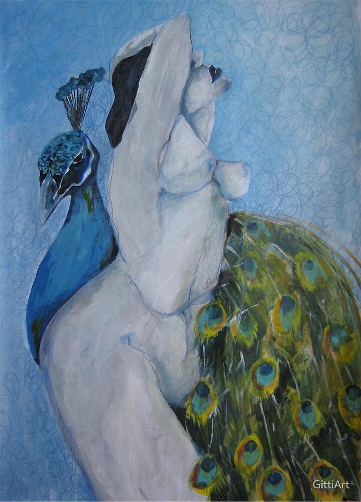 BLUE EMOTION by GittiArt