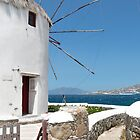 Mykonos by Laura Melis