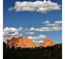 Garden of the Gods, Colorado Photographic Print