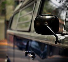 VW Hippie Van by Jessica Farkas