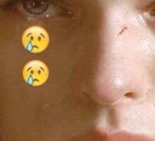 Leeloo Sad Sticker