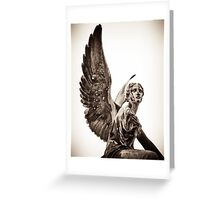 angel sans souci Greeting Card