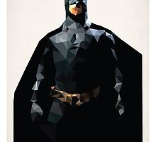 Polygon Batman by Matthew Bonnington