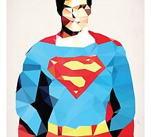 Superman by Matthew Bonnington