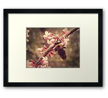 It's a Beautiful Life Framed Print