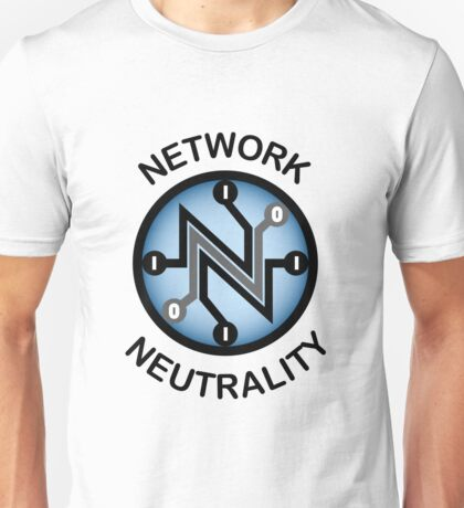 Network Neutrality Unisex T-Shirt