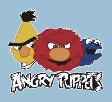 Angry Puppets Kids Clothes