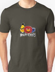 Angry Puppets Unisex T-Shirt
