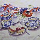 Jubilee Tea by Patsy L Smiles