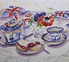 Jubilee Tea by Patsy Smiles