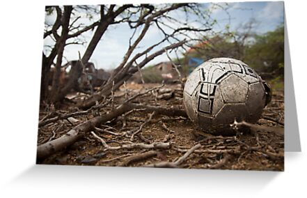 Nike Ball by Levi Arnold