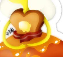Adventure Time Breakfast Princess Sticker