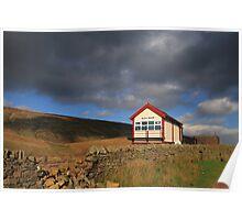 Dark Clouds over Blea Moor Poster