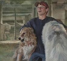 Best Friends by Michael  Gunterman