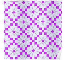 Knittimg pattern Poster
