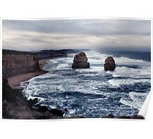 Port Campbell National Park Victoria Australia Poster