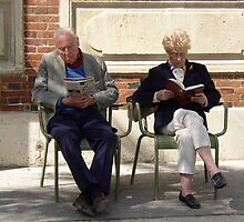 two reading by Anne Scantlebury
