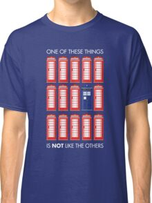One of These Things Classic T-Shirt