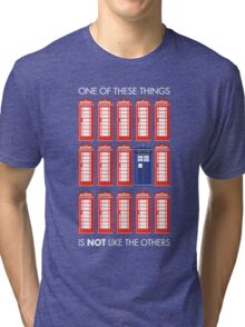 One of These Things Tri-blend T-Shirt