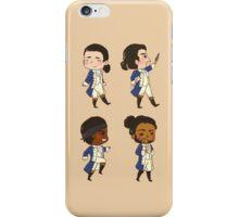 Tiny Revolutionaries iPhone Case/Skin