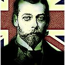 KING GEORGE V-UNITED KINGDOM by OTIS PORRITT