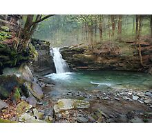 Upper Twin Falls Photographic Print