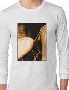 Traditional Drums Long Sleeve T-Shirt