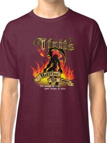 Ifrit's Hellfire Hot Sauce Classic T-Shirt