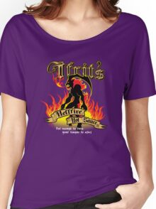 Ifrit's Hellfire Hot Sauce Women's Relaxed Fit T-Shirt