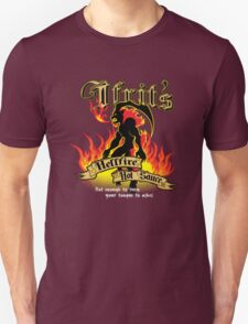Ifrit's Hellfire Hot Sauce T-Shirt
