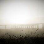 Bridge in Fog by Justin Appel