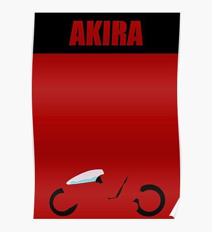 Akira minimalist Poster
