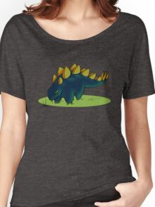 Fat Stegosaurus Women's Relaxed Fit T-Shirt