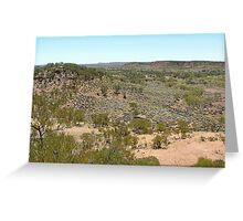 Spinifex Valley Greeting Card