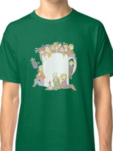 All The Fandoms, All The Tea Classic T-Shirt