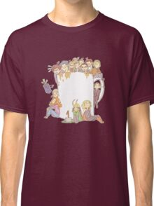 All The Fandoms, All The Tea Classic T-Shirt
