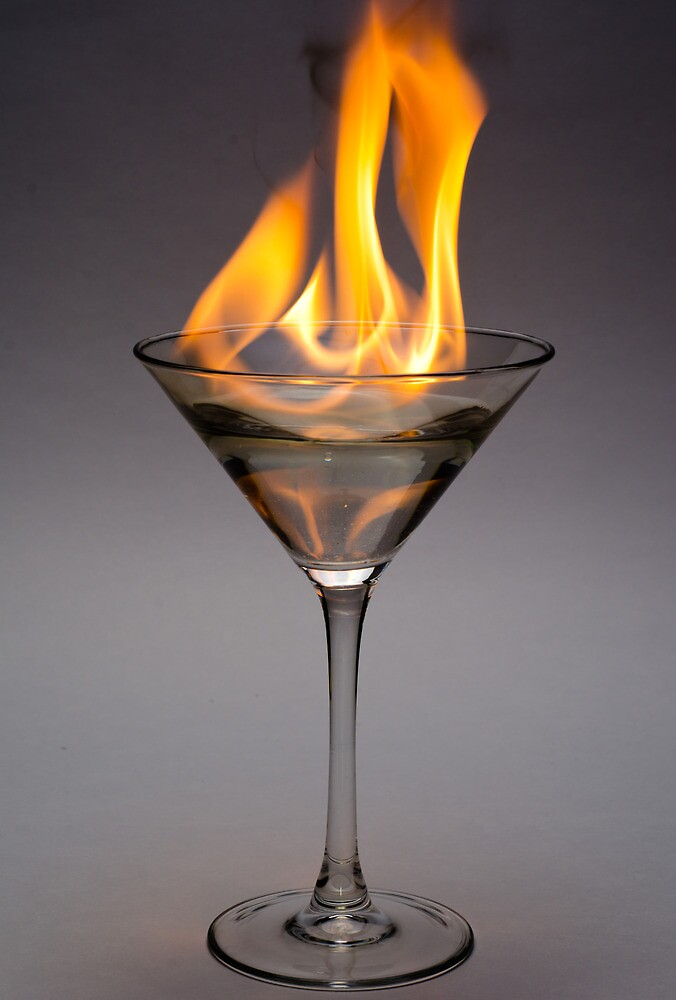 Burning Thirst by Johanne Brunet
