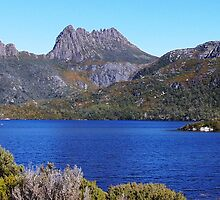 Beautiful Tasmania - Cradle in all her glory by georgieboy98