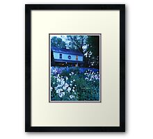 Firefly Wishes Framed Print