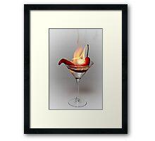 Some Like It Hot! Framed Print