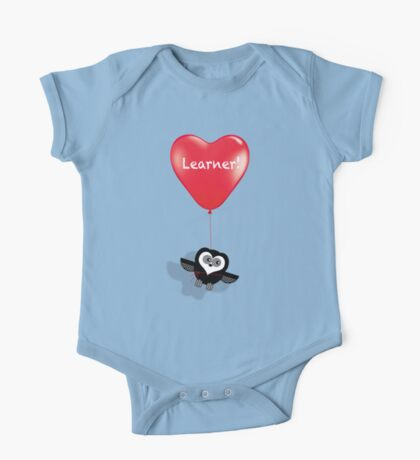LEARNER! One Piece - Short Sleeve