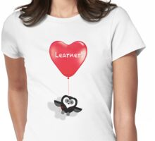 LEARNER! Womens Fitted T-Shirt
